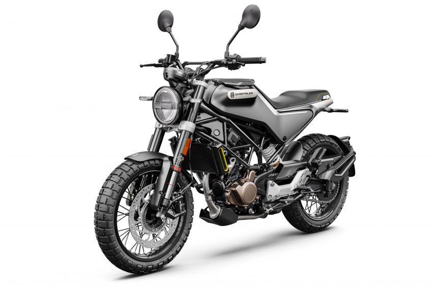 Husqvarna Svartpilen 125 diperkenal – 15 hp, 12 Nm Image #1243964