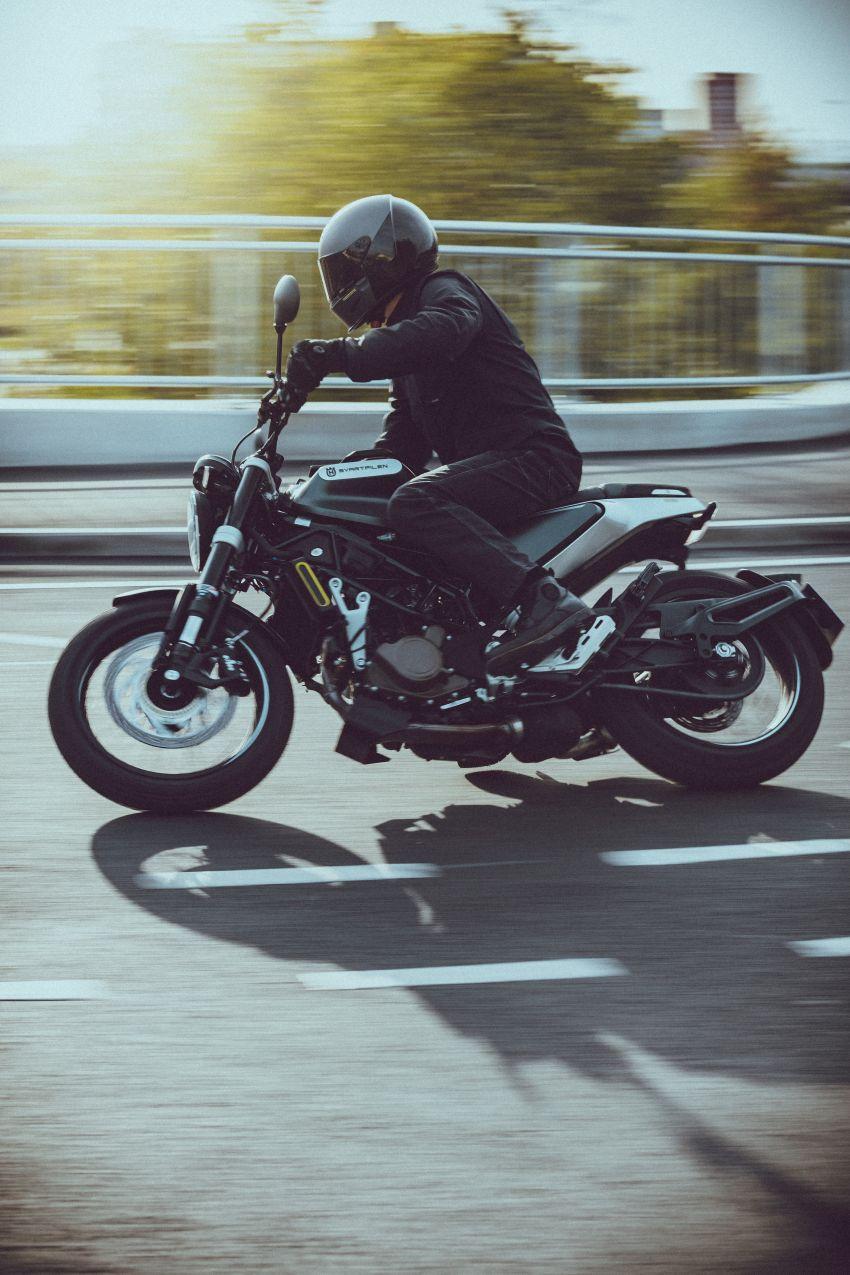 Husqvarna Svartpilen 125 diperkenal – 15 hp, 12 Nm Image #1243958