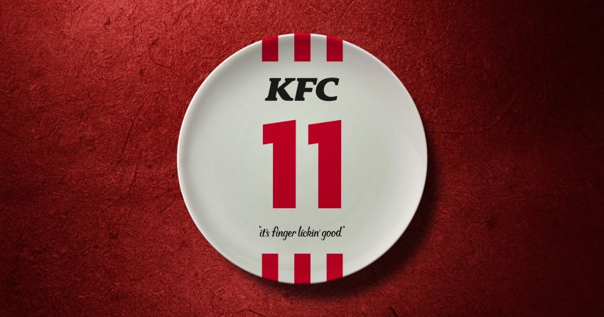 KFC 11 plate open for bidding – Feb 25, 11am to 11pm Image #1252655
