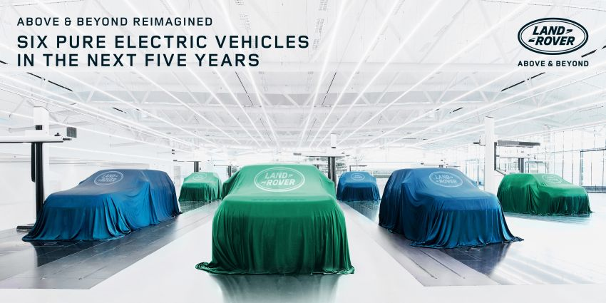 Jaguar goes fully electric by 2025 with Reimagine strategy, next-generation MLA-based XJ cancelled Image #1248318