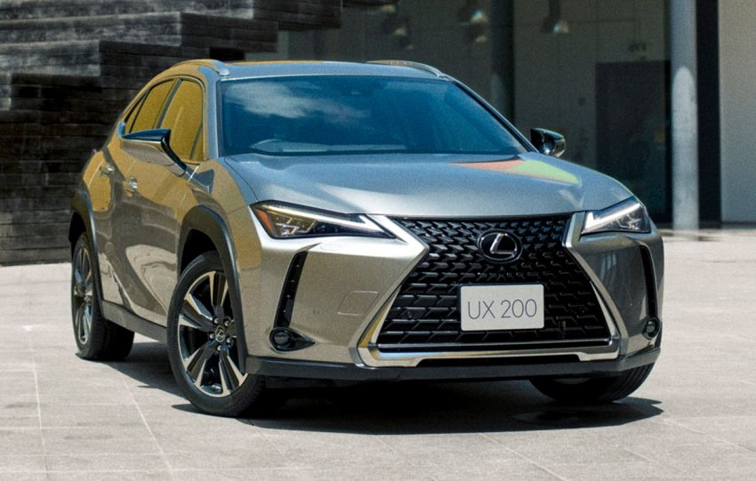 AD: Experience the luxury of a Lexus UX in just three easy steps with the Lexus Next Step financial plan Image #1248820