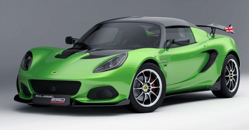 Lotus waves goodbye to the Elise and Exige with Final Edition models – more power, performance and kit Image #1245823