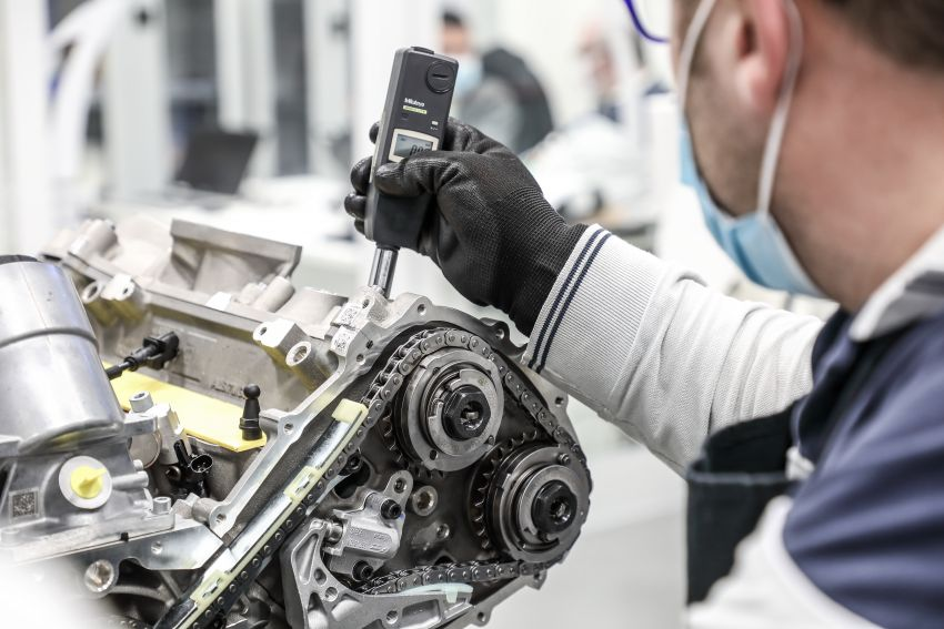 Maserati Nettuno engine – getting acquainted with the 3.0L V6 heart of the new MC20 and the place it is built Image #1248056