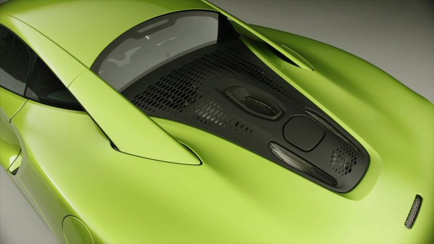 McLaren Artura debuts – new plug-in hybrid supercar with 680 PS and 720 Nm; 0-100 km/h in three seconds Image #1248889