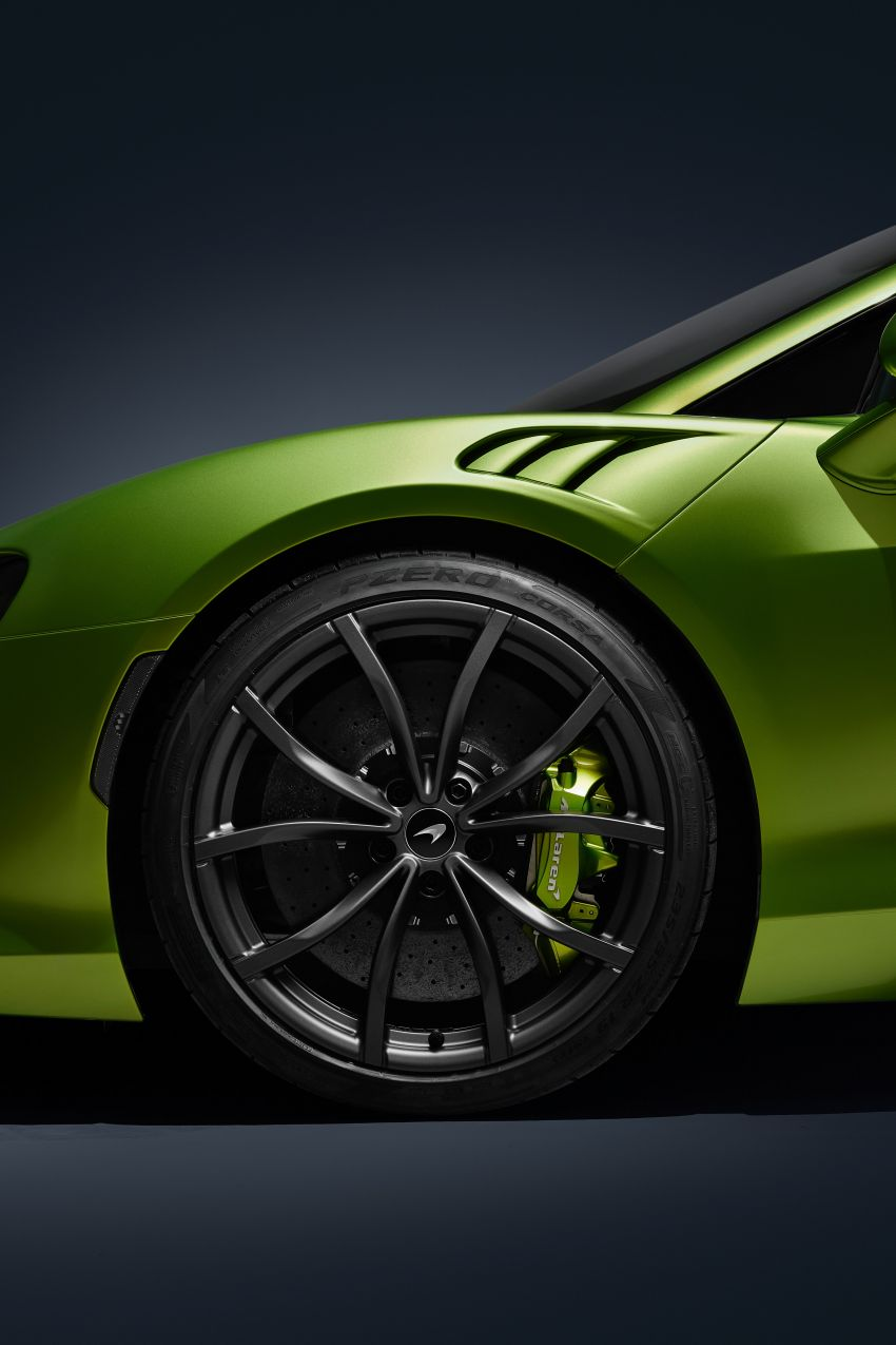 McLaren Artura debuts – new plug-in hybrid supercar with 680 PS and 720 Nm; 0-100 km/h in three seconds Image #1248885