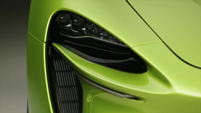 McLaren Artura debuts – new plug-in hybrid supercar with 680 PS and 720 Nm; 0-100 km/h in three seconds Image #1248887