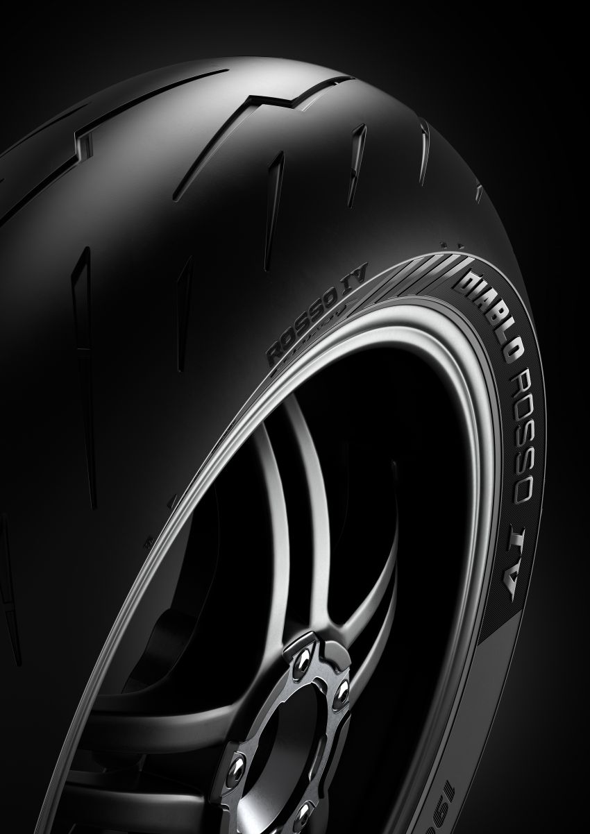 2021 Pirelli Diablo Rosso IV to suit fast road bike riders Image #1245904