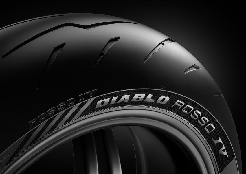 2021 Pirelli Diablo Rosso IV to suit fast road bike riders Image #1245905