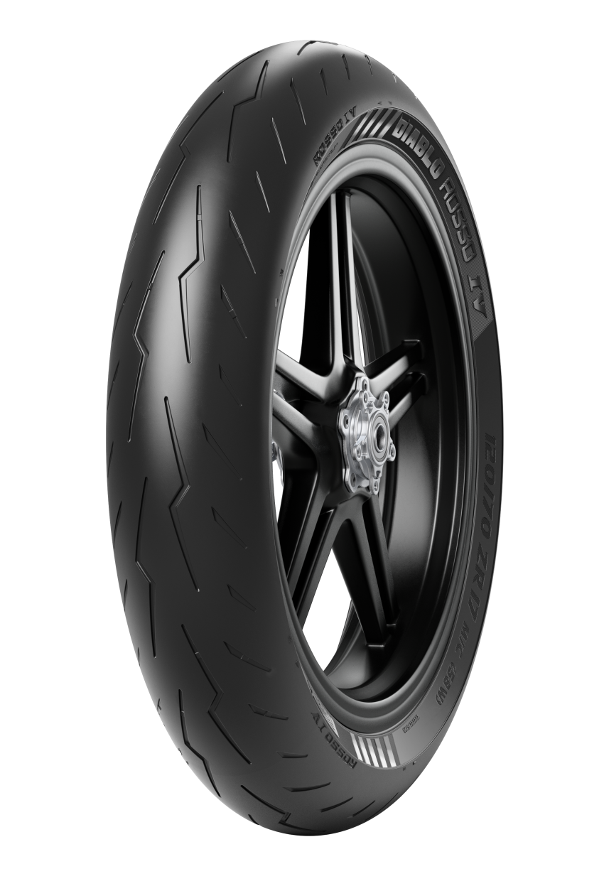 2021 Pirelli Diablo Rosso IV to suit fast road bike riders Image #1245896