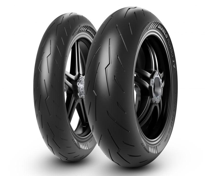 2021 Pirelli Diablo Rosso IV to suit fast road bike riders Image #1245899