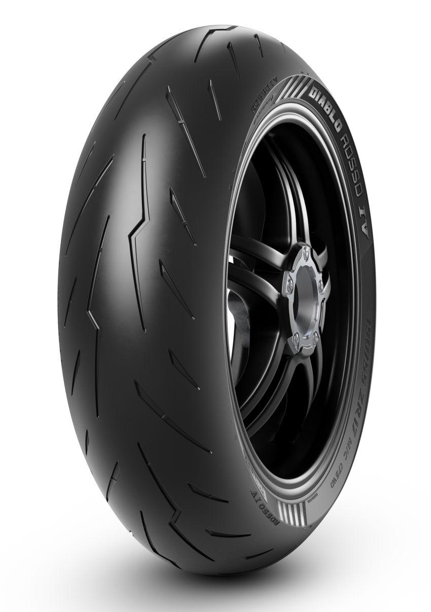 2021 Pirelli Diablo Rosso IV to suit fast road bike riders Image #1245900
