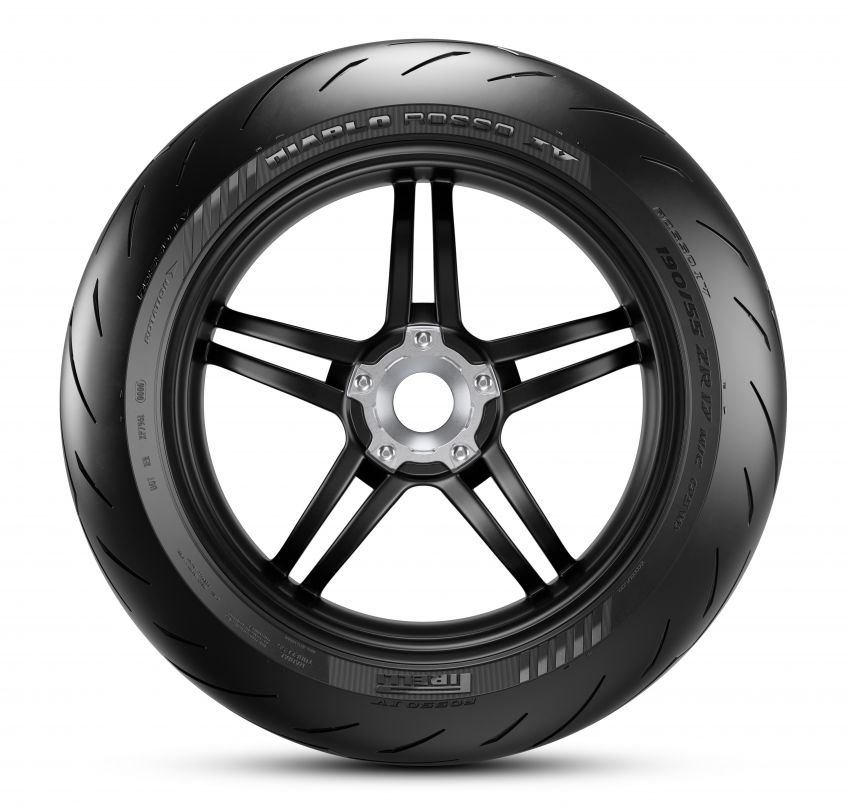 2021 Pirelli Diablo Rosso IV to suit fast road bike riders Image #1245902