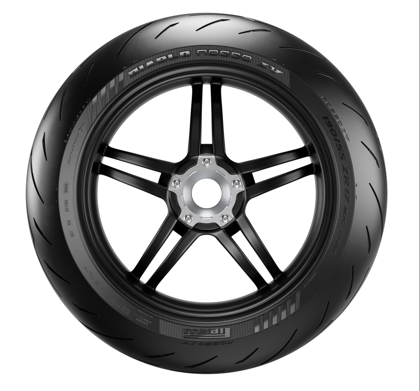 2021 Pirelli Diablo Rosso IV to suit fast road bike riders Image #1245894