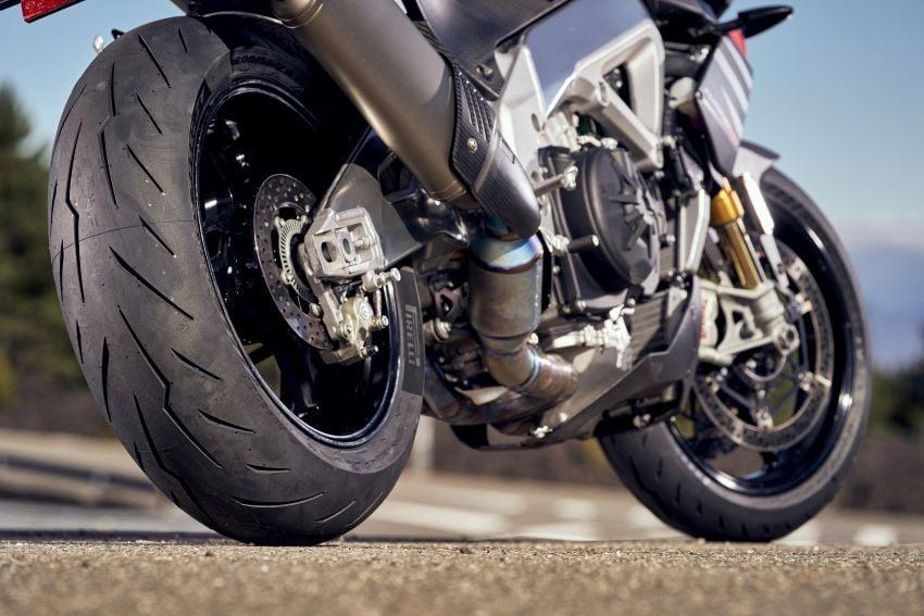 2021 Pirelli Diablo Rosso IV to suit fast road bike riders Image #1245909
