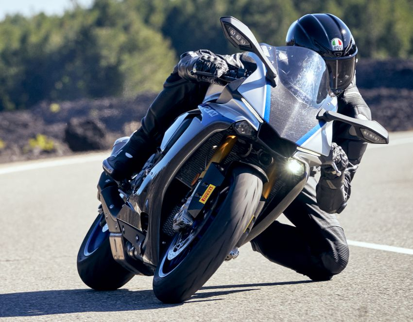 2021 Pirelli Diablo Rosso IV to suit fast road bike riders Image #1245914