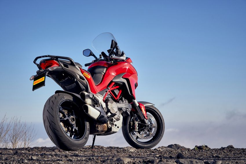 2021 Pirelli Diablo Rosso IV to suit fast road bike riders Image #1245918