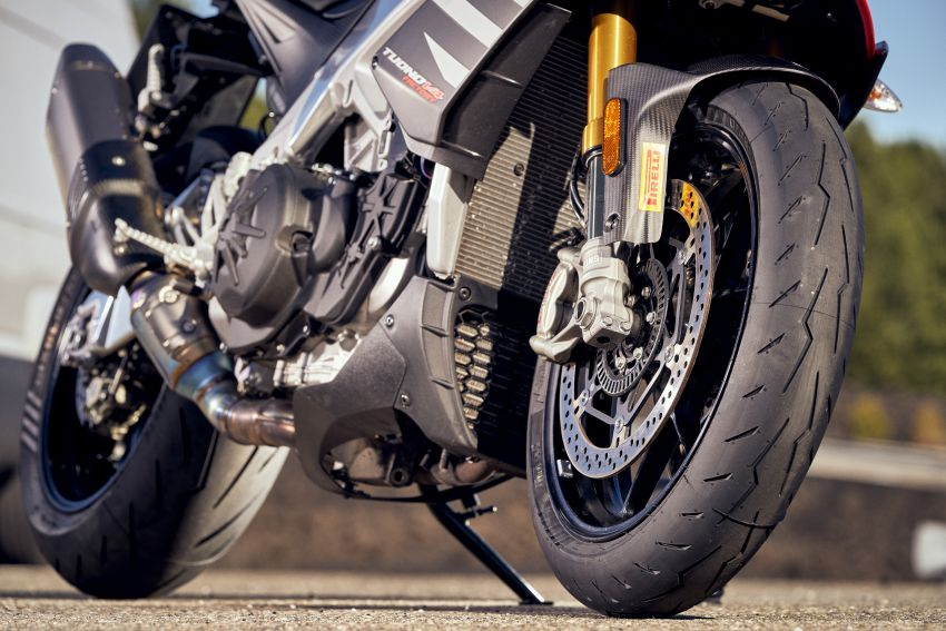 2021 Pirelli Diablo Rosso IV to suit fast road bike riders Image #1245908