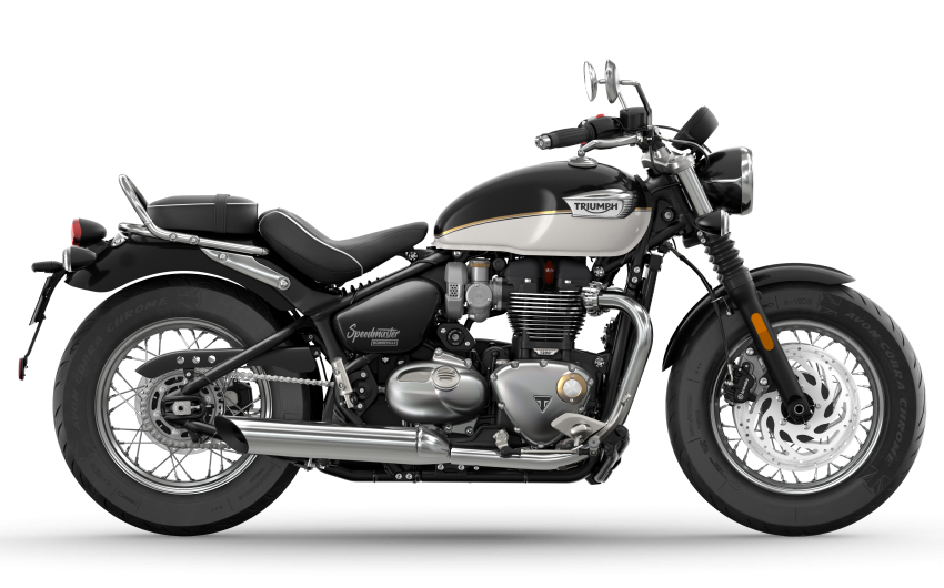 2021 Triumph Bonneville range gets model updates Image #1253198