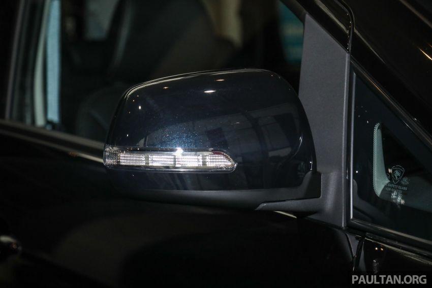 Proton Exora Black Edition tiba di pasaran – RM67,800 Image #1249981