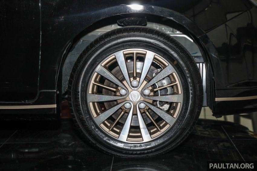 2021 Proton Exora Black Edition launched – RM67,800 Image #1250072