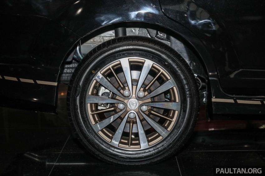 2021 Proton Exora Black Edition launched – RM67,800 Image #1250073