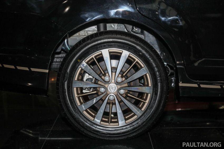 Proton Exora Black Edition tiba di pasaran – RM67,800 Image #1249985