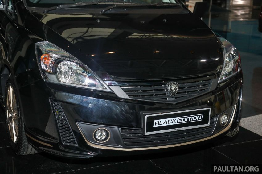 2021 Proton Exora Black Edition launched – RM67,800 Image #1250064