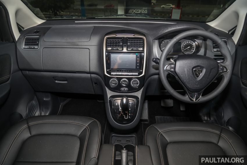 2021 Proton Exora Black Edition launched – RM67,800 Image #1250084