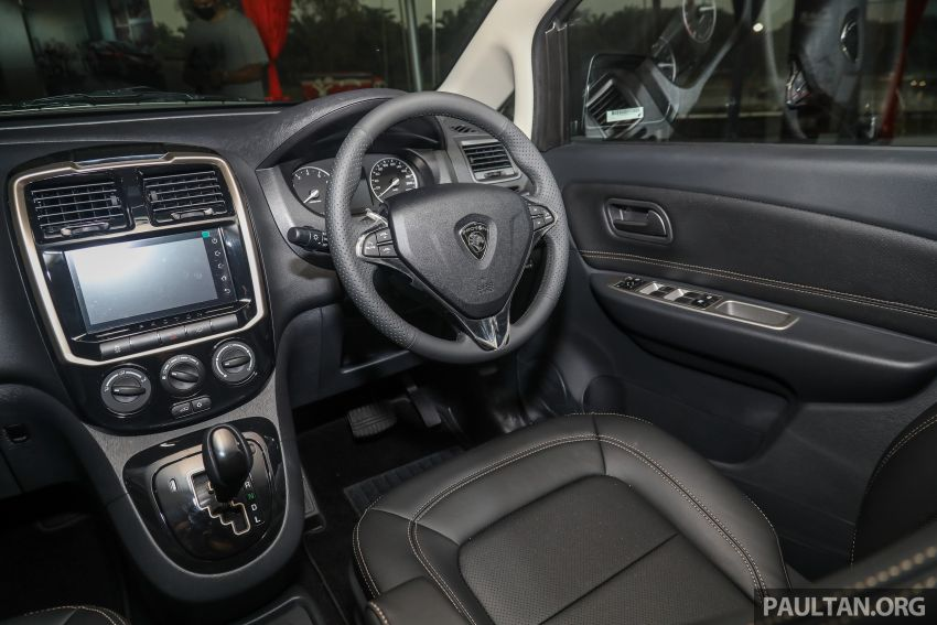 2021 Proton Exora Black Edition launched – RM67,800 Image #1250104