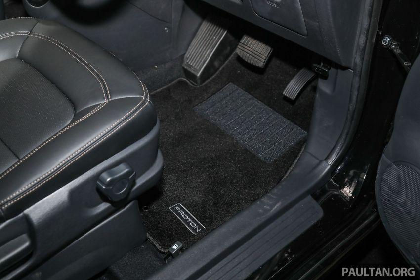 Proton Exora Black Edition tiba di pasaran – RM67,800 Image #1250015