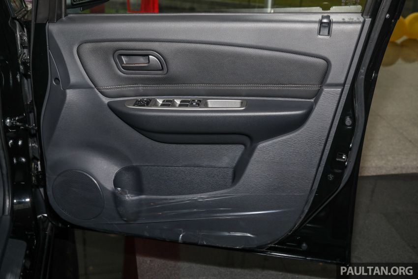 2021 Proton Exora Black Edition launched – RM67,800 Image #1250114