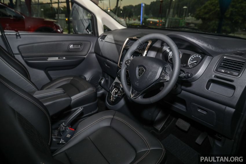 2021 Proton Exora Black Edition launched – RM67,800 Image #1250086