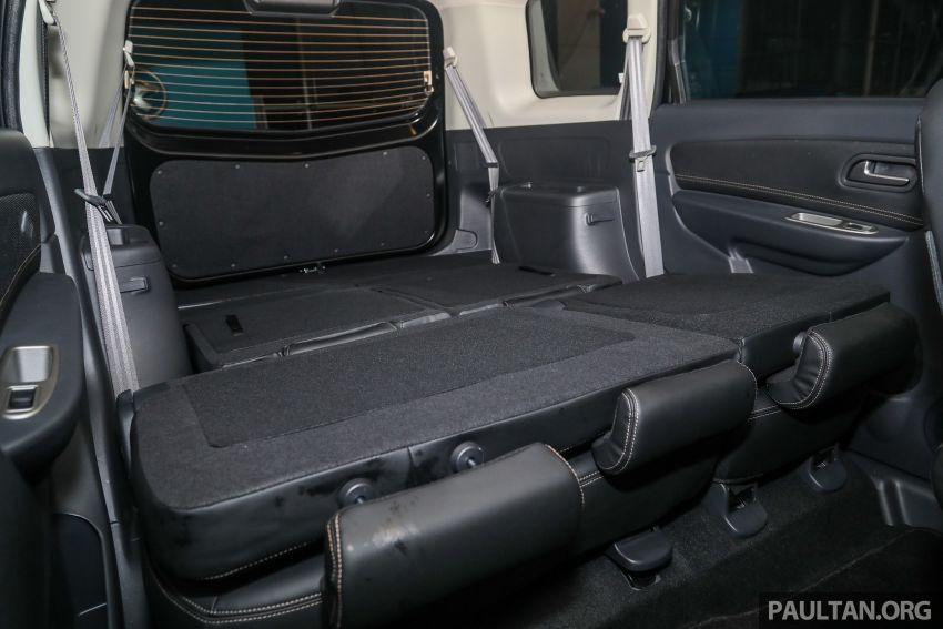 2021 Proton Exora Black Edition launched – RM67,800 Image #1250054