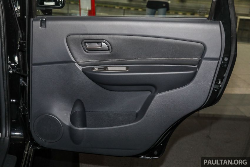 2021 Proton Exora Black Edition launched – RM67,800 Image #1250056