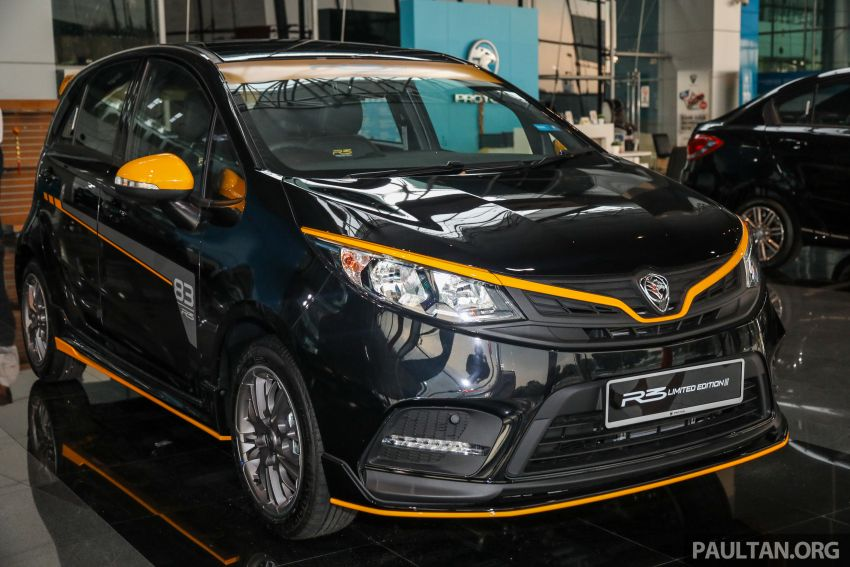 2021 Proton Iriz R3 Limited Edition now in Malaysia – 500 units only, R3 decals, 16-inch wheels; RM52,900 Image #1249818