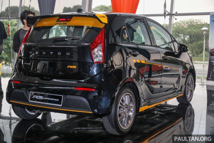Proton Iriz R3 Limited Edition 2021 dilancar — terhad 500 unit, rim 16-inci, RM52,900 hingga 30 Jun 2021 Image #1249691