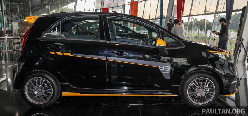 2021 Proton Iriz R3 Limited Edition now in Malaysia – 500 units only, R3 decals, 16-inch wheels; RM52,900 Image #1249822