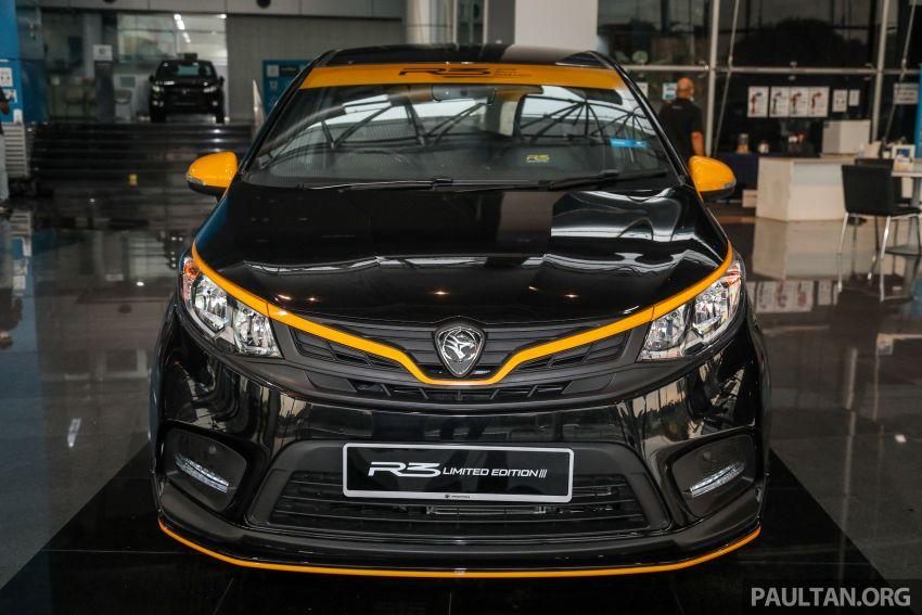 Proton Iriz R3 Limited Edition 2021 dilancar — terhad 500 unit, rim 16-inci, RM52,900 hingga 30 Jun 2021 Image #1249693