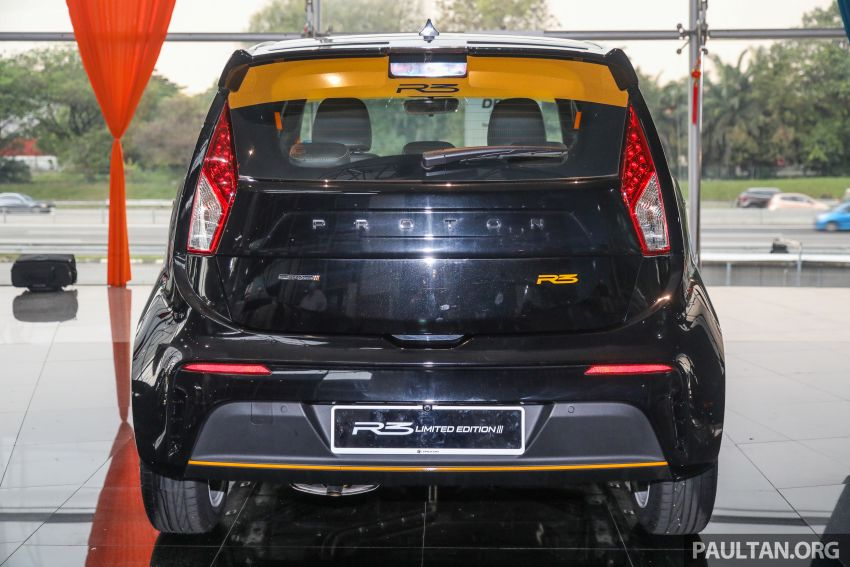 2021 Proton Iriz R3 Limited Edition now in Malaysia – 500 units only, R3 decals, 16-inch wheels; RM52,900 Image #1249826