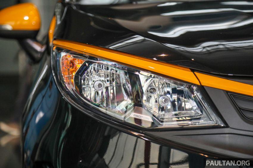 Proton Iriz R3 Limited Edition 2021 dilancar — terhad 500 unit, rim 16-inci, RM52,900 hingga 30 Jun 2021 Image #1249696