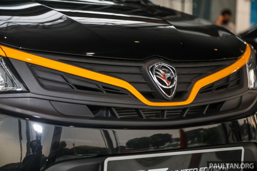 Proton Iriz R3 Limited Edition 2021 dilancar — terhad 500 unit, rim 16-inci, RM52,900 hingga 30 Jun 2021 Image #1249698