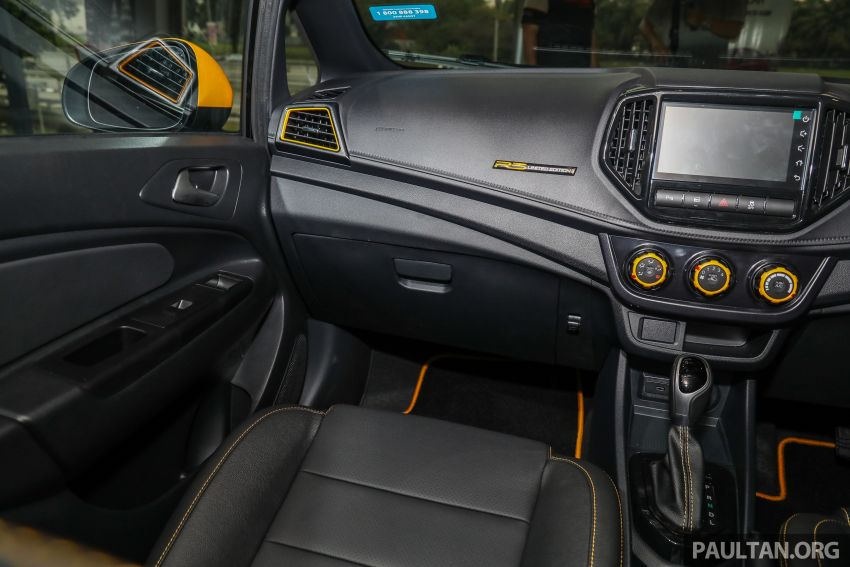 2021 Proton Iriz R3 Limited Edition now in Malaysia – 500 units only, R3 decals, 16-inch wheels; RM52,900 Image #1249892