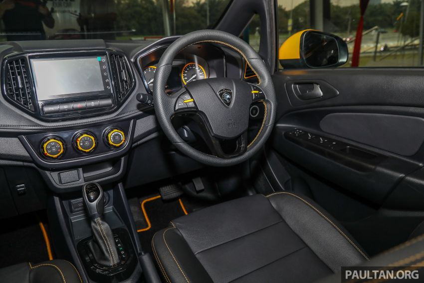 2021 Proton Iriz R3 Limited Edition now in Malaysia – 500 units only, R3 decals, 16-inch wheels; RM52,900 Image #1249893