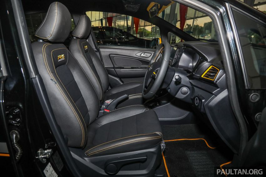 2021 Proton Iriz R3 Limited Edition now in Malaysia – 500 units only, R3 decals, 16-inch wheels; RM52,900 Image #1249894
