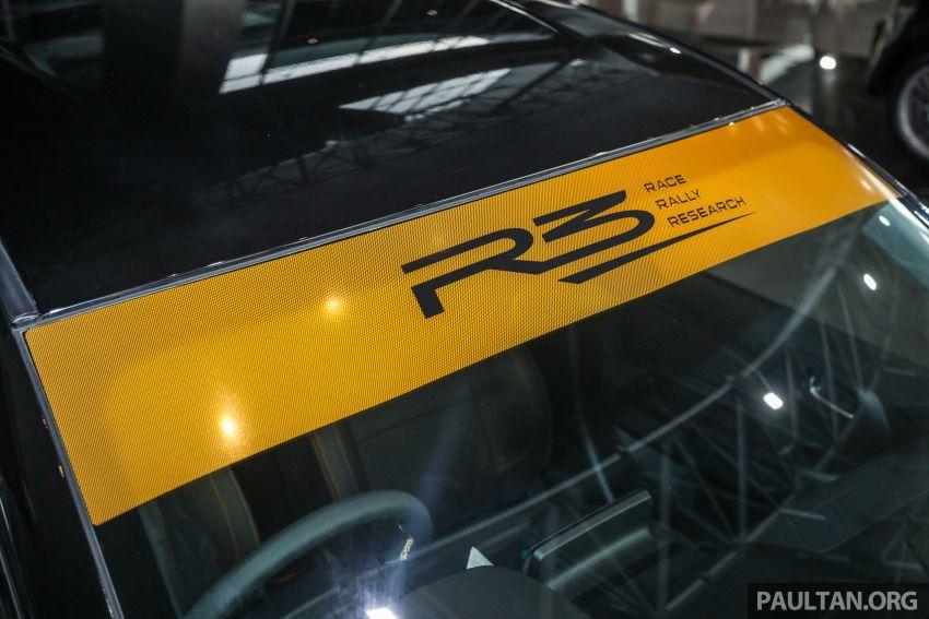 Proton Saga R3 Limited Edition 2021 dilancarkan — edisi terhad 2,000 unit, RM42,300 hingga 30 Jun 2021 Image #1249645