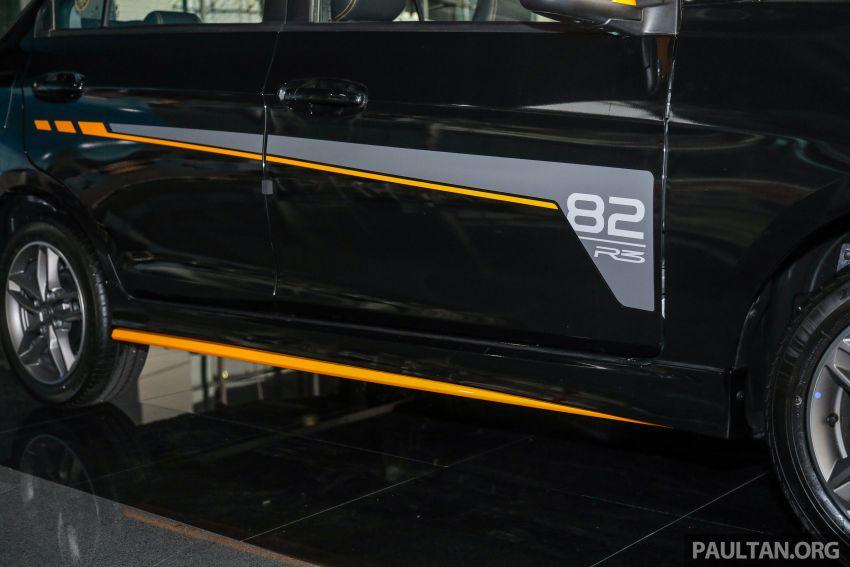 Proton Saga R3 Limited Edition 2021 dilancarkan — edisi terhad 2,000 unit, RM42,300 hingga 30 Jun 2021 Image #1249647