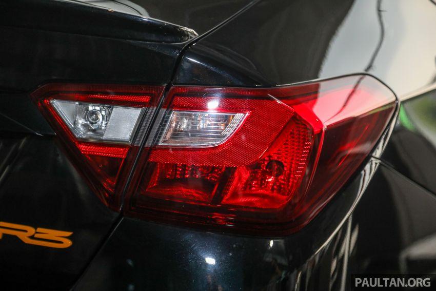 Proton Saga R3 Limited Edition – 2,000 units, RM42k Image #1249821