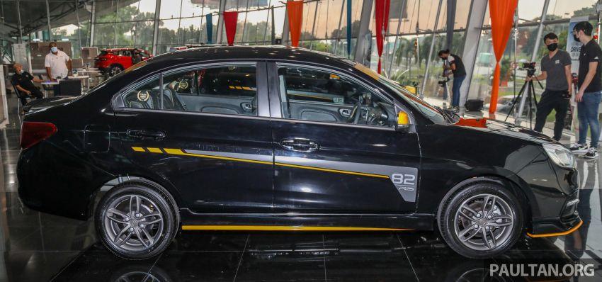 Proton Saga R3 Limited Edition 2021 dilancarkan — edisi terhad 2,000 unit, RM42,300 hingga 30 Jun 2021 Image #1249637
