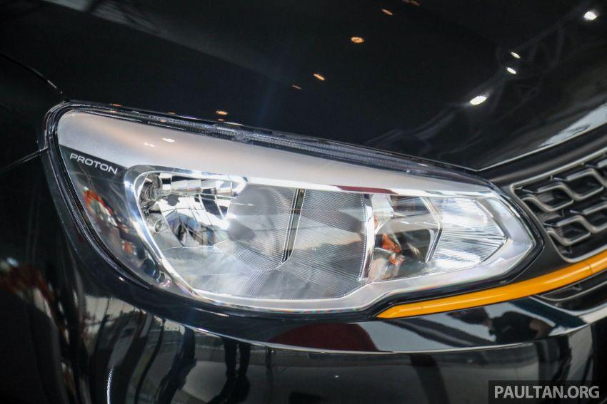 Proton Saga R3 Limited Edition – 2,000 units, RM42k Image #1249806