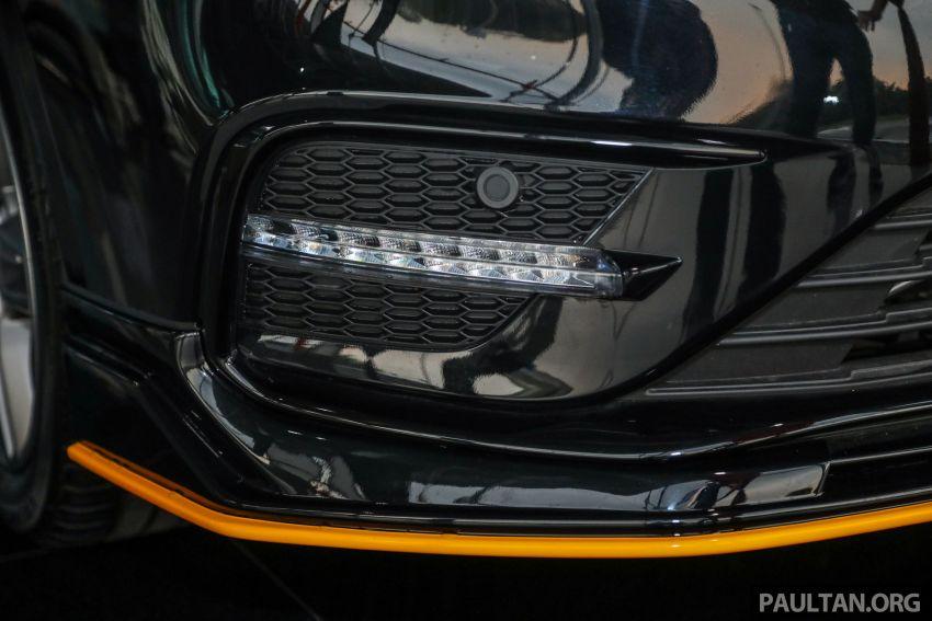 Proton Saga R3 Limited Edition 2021 dilancarkan — edisi terhad 2,000 unit, RM42,300 hingga 30 Jun 2021 Image #1249642